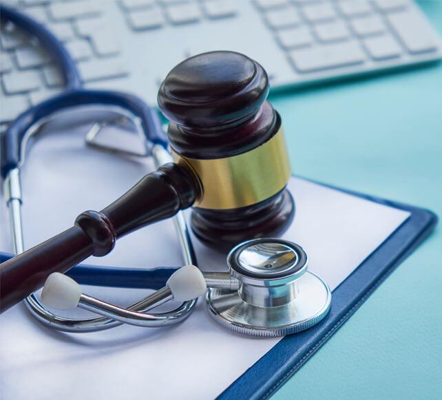 מערך תביעות לצורך מימוש זכויות רפואיות